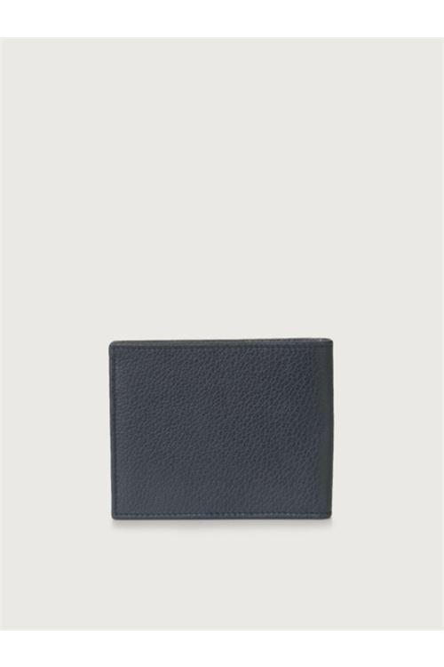 Portafoglio Micron in pelle ORCIANI | Portafogli | SU0090NAVY