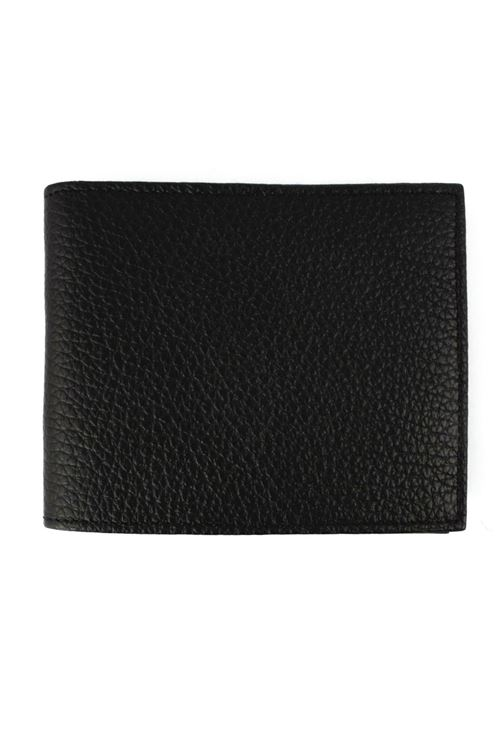 Portafoglio Micron in pelle ORCIANI | Portafogli | SU0090NERO
