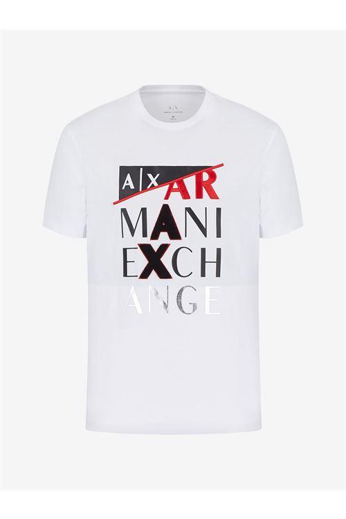 T-shirt con stampa ARMANI EXCHANGE | T-shirt | 3KZTFD/ZJBVZ1100