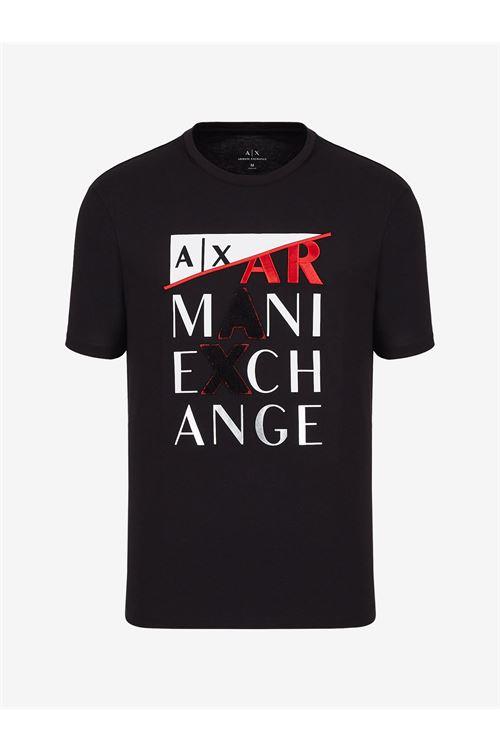 T-shirt con stampa ARMANI EXCHANGE | T-shirt | 3KZTFD/ZJBVZ1200