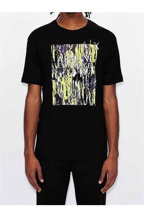 T-shirt regular fit ARMANI EXCHANGE | T-shirt | 3KZTFZ/ZJH4Z1200