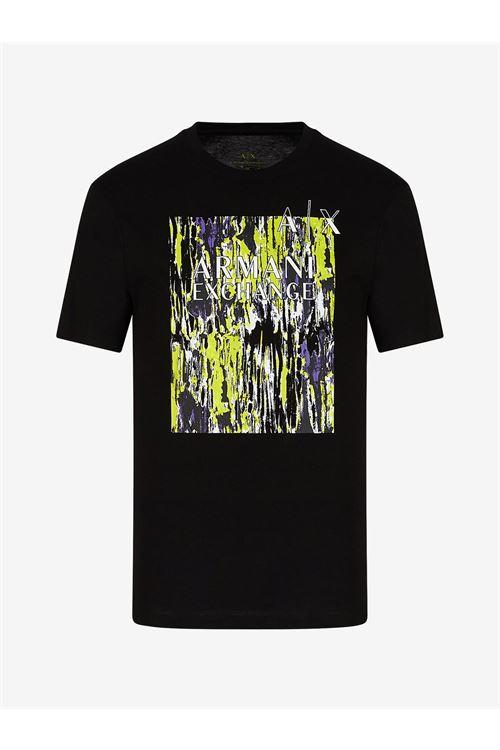 T-shirt regular fit ARMANI EXCHANGE   T-shirt   3KZTFZ/ZJH4Z1200