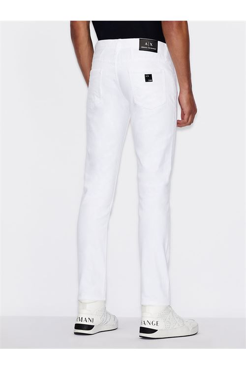 Cinque tasche J13 slim fit ARMANI EXCHANGE | Jeans | 8NZJ13/Z1A1Z1100
