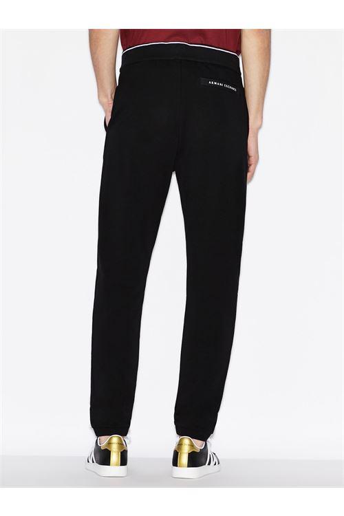Pantaloni sportivi in felpa ARMANI EXCHANGE | Pantalone | 8NZP82/ZJH3Z1200