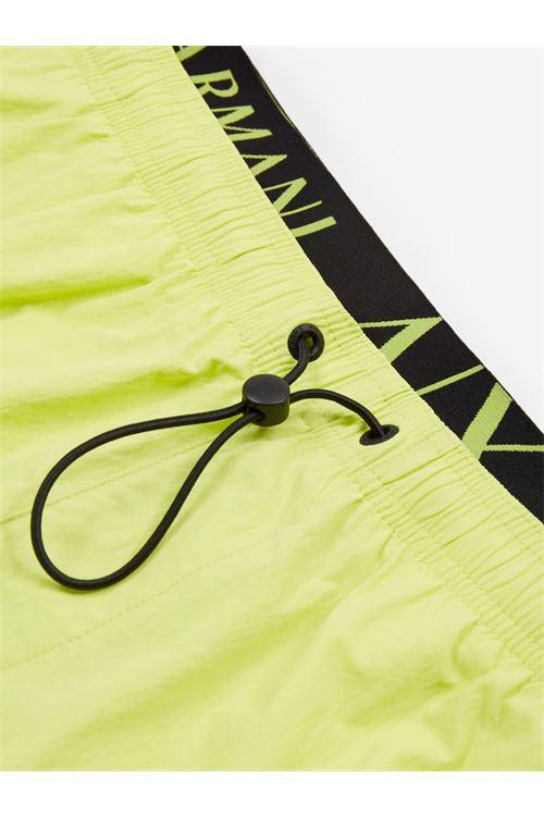 boxer mare doppia fascia ARMANI EXCHANGE | Costume | 953020/1P64107483