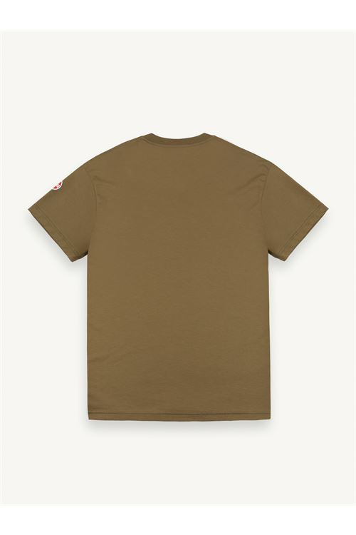 T-SHIRT GIROCOLLO IN COTONE COLMAR | T-shirt | 7520-6SS520