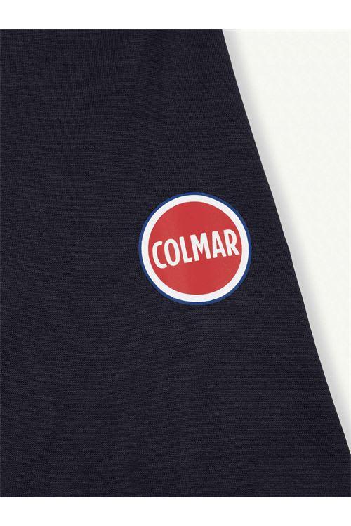 T-SHIRT GIROCOLLO IN COTONE COLMAR | T-shirt | 7520-6SS68
