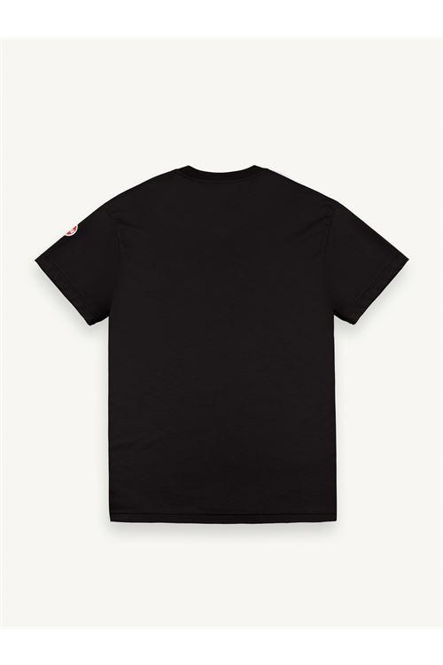 T-SHIRT GIROCOLLO IN COTONE COLMAR | T-shirt | 7520-6SS99