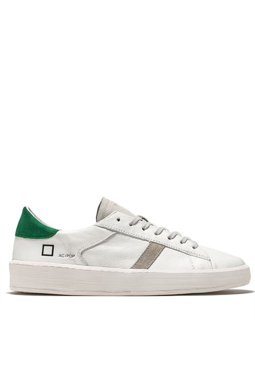 ACE POP WHITE-GREEN D.A.T.E. | Scarpe | M341-AC-POWG