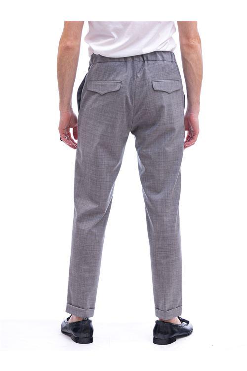 Pantalone in fresco di lana DEVORE | Pantalone | DVR18-CW2000223