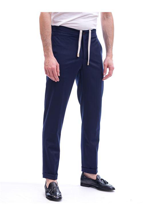 Pantalone in fresco di lana DEVORE | Pantalone | DVR18-CW2000300