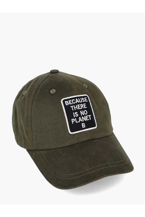 CAP 'PERCHE' PATCH ' ECOALF | Cappello | ACCACAP106
