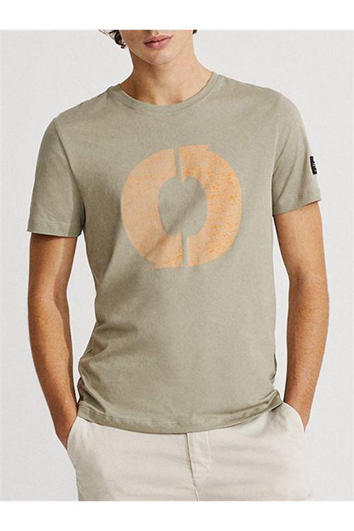 T-SHIRT 'NATAL' ECOALF | T-shirt | NATAL LOGO PRINT106