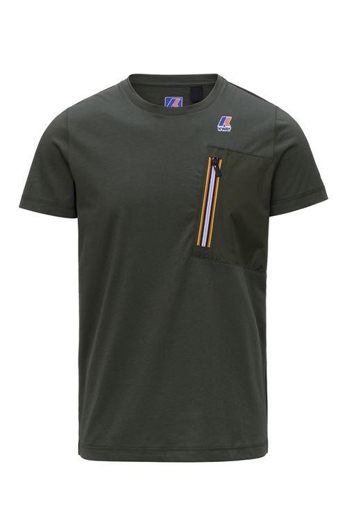 T-shirt LE VRAI ISAIE K-WAY | T-shirt | K00BEU0890