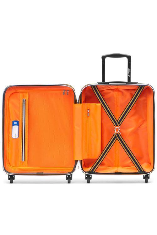 K-AIR CABIN TROLLEY 8AKK1G01 K-WAY | Trolley | K111JMW903