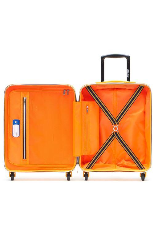 K-AIR CABIN TROLLEY 8AKK1G01 K-WAY | Trolley | K111JMW921