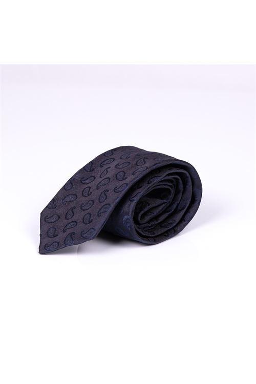 Cravatta con disegno jacquard LARDINI | Cravatta | ELCRC7/EL56110850