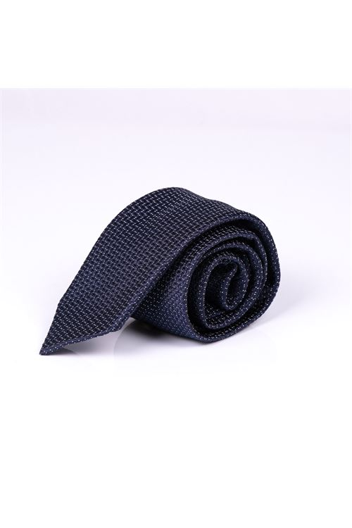 Cravatta con micro disegno LARDINI | Cravatta | ELCRC7/EL56111850