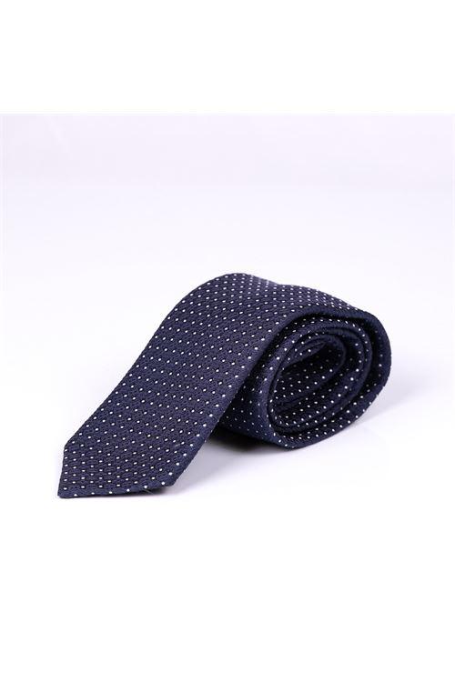 Cravatta con micro disegno LARDINI | Cravatta | ELCRC7/EL56111851