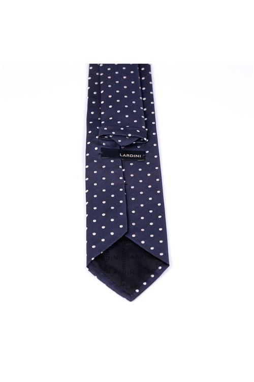 Cravatta con micro pois LARDINI | Cravatta | ELCRC7/EL56111A852