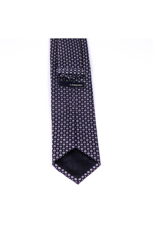 Cravatta con micro disegno LARDINI | Cravatta | ELCRC7/EL56149850