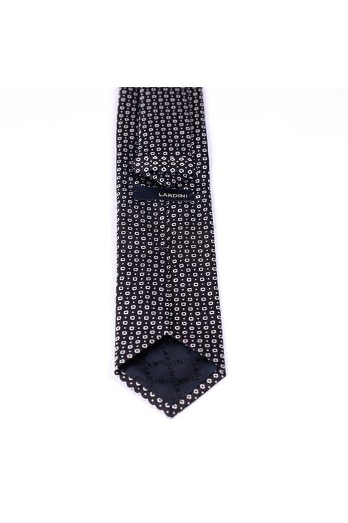 Cravatta con micro disegno LARDINI | Cravatta | ELCRC7/EL56149999PO
