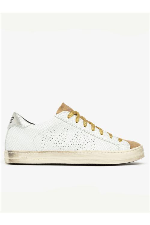 Sneaker P448 P448 | Scarpe | S21JOHN-WWHITE/GOLD