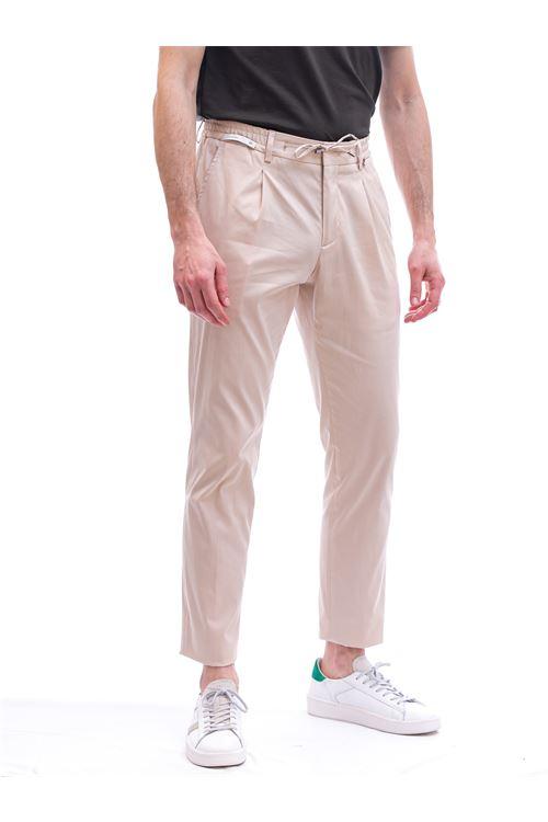 Pantalone con coulisse PAOLONI | Pantalone | P107-21103121