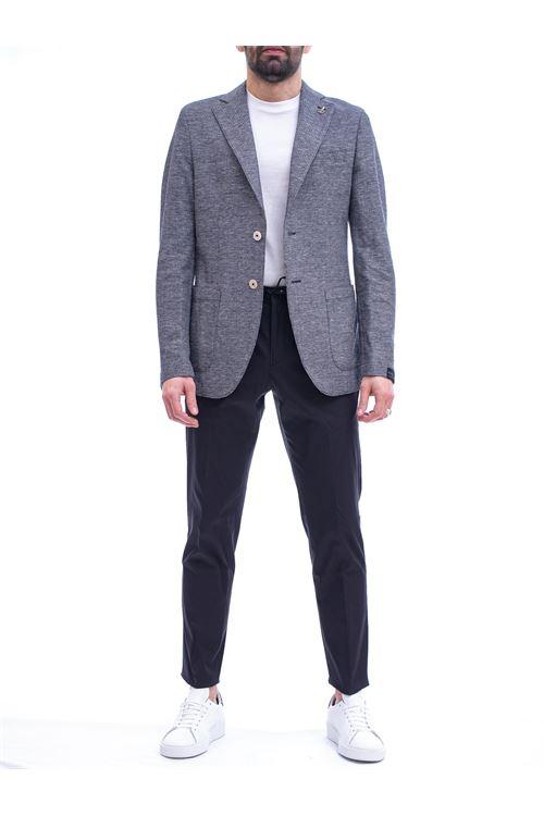 Pantalone con coulisse PAOLONI | Pantalone | P107-21103189