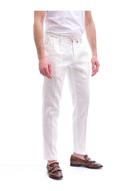Pantalone con coulisse PAOLONI | Pantalone | P107T-21106702