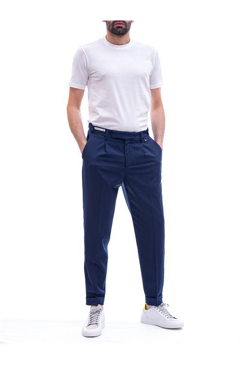 Pantalone fresco lana PAOLONI | Pantalone | P117-21000188