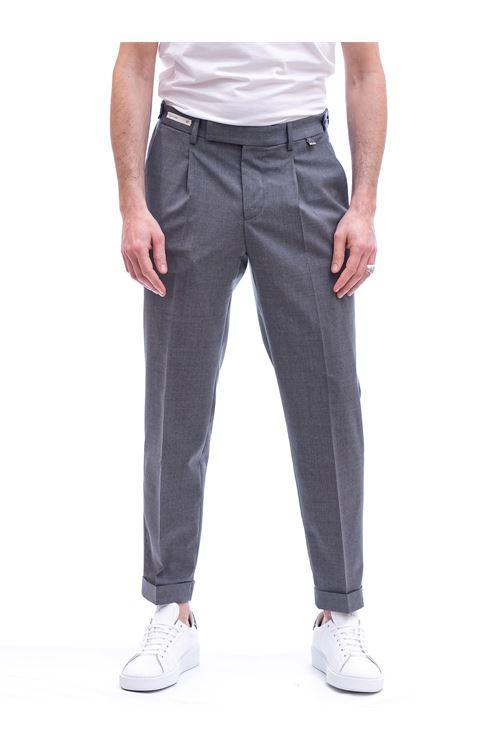 Pantalone fresco lana PAOLONI | Pantalone | P117-21000197