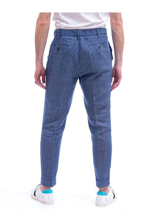 Pantalone in lino PAOLONI | Pantalone | P11721103386