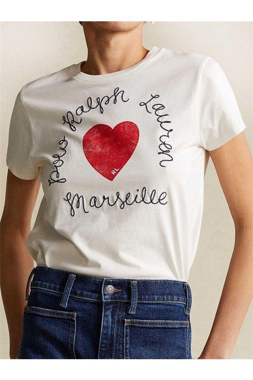 T-shirt Ralph Lauren RALPH LAUREN | T-shirt | 211-827902001