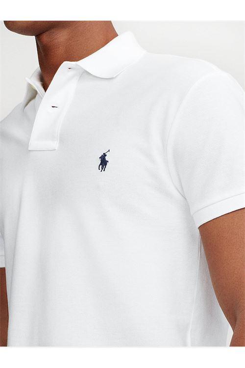 Polo in piqué Slim-Fit RALPH LAUREN | Polo | 710-548797001