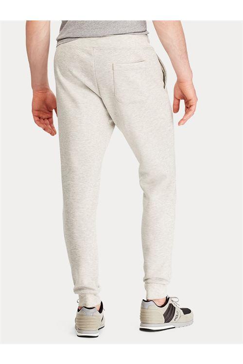 Jogger a maglia doppia RALPH LAUREN | Pantalone | 710-652314013