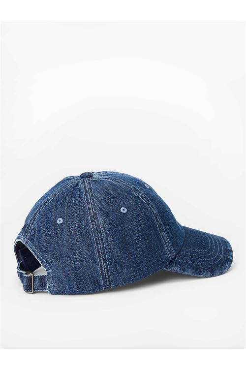 Cappellino da baseball in denim RALPH LAUREN | Berretto | 710-674341001