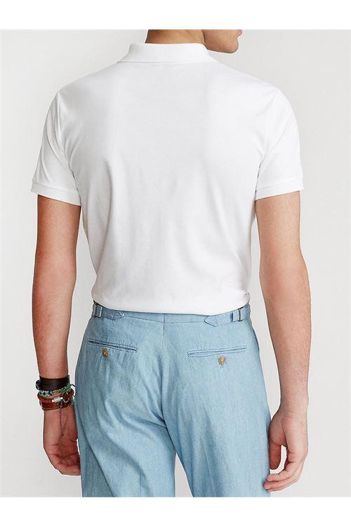 Polo in cotone morbido Slim-Fit RALPH LAUREN | Polo | 710-685514001
