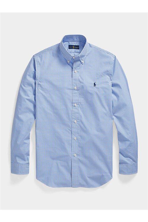 Camicia slim fit in cotone RALPH LAUREN | Camicia | 710-705269001