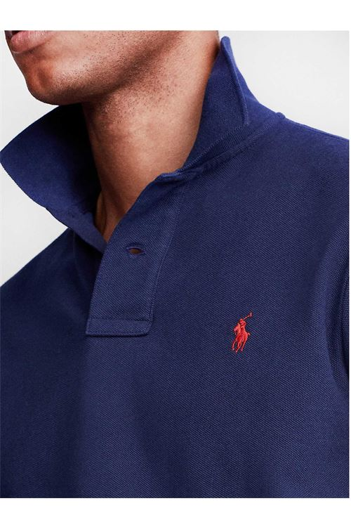 Polo in piqué Slim-Fit RALPH LAUREN | Polo | 710-795080007