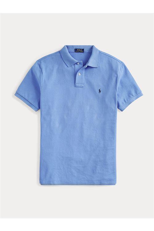 Polo in piqué Slim-Fit RALPH LAUREN | Polo | 710-795080015