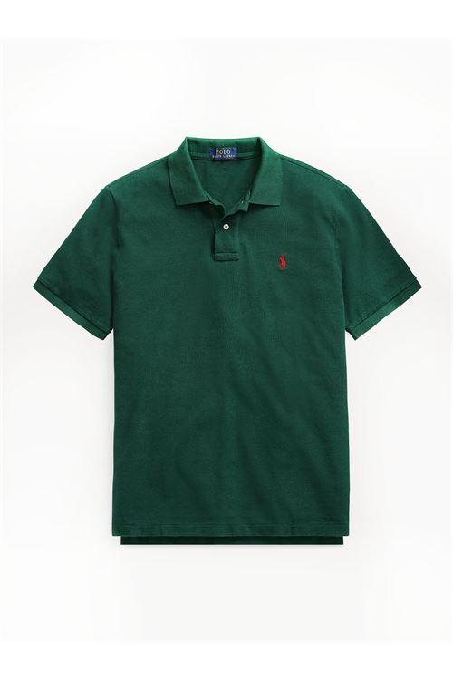 Polo in piqué Slim-Fit RALPH LAUREN | Polo | 710-795080018