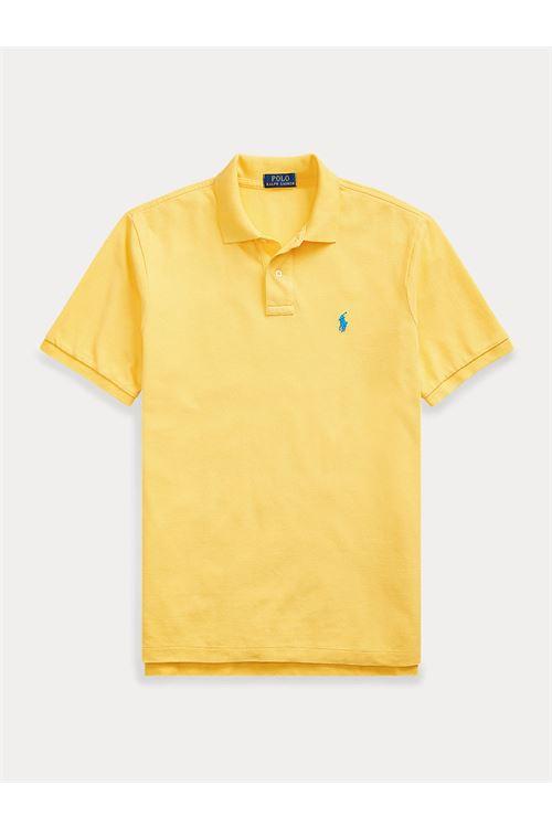 Polo in piqué Slim-Fit RALPH LAUREN | Polo | 710-795080022