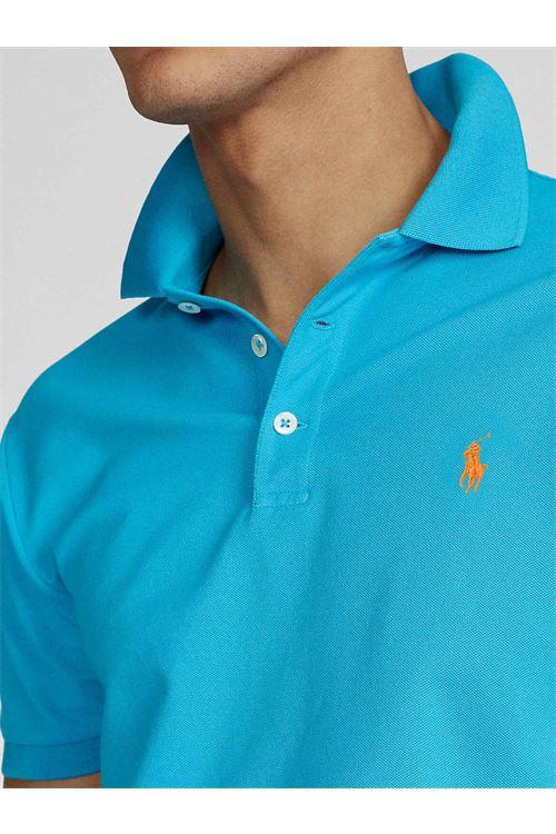 Polo in piqué Slim-Fit RALPH LAUREN | Polo | 710-795080023