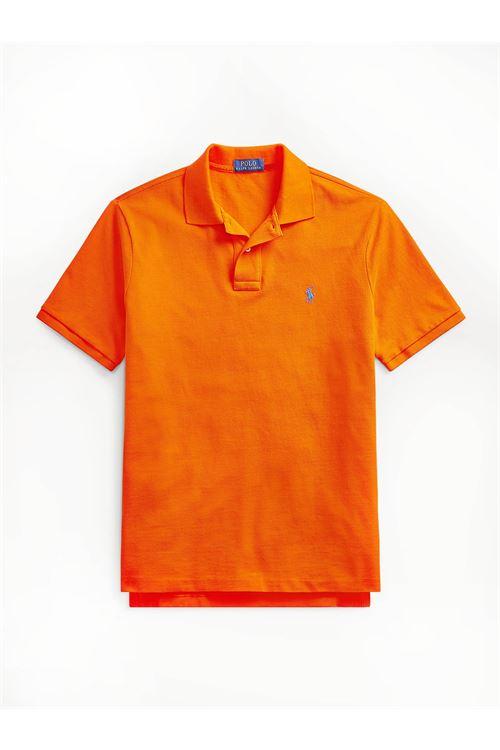 Polo in piqué Slim-Fit RALPH LAUREN | Polo | 710-795080026