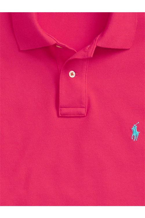 Polo in piqué Slim-Fit RALPH LAUREN | Polo | 710-795080031