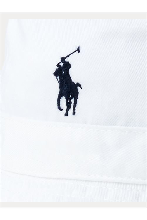 Cappellino bob in cotone RALPH LAUREN | Cappello | 710-798567001