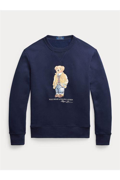 Felpa Polo Bear RALPH LAUREN | Felpa | 710-829165001