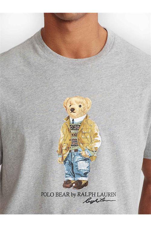 T-shirt Polo Bear Custom Slim-Fit RALPH LAUREN | T-shirt | 710-835761002
