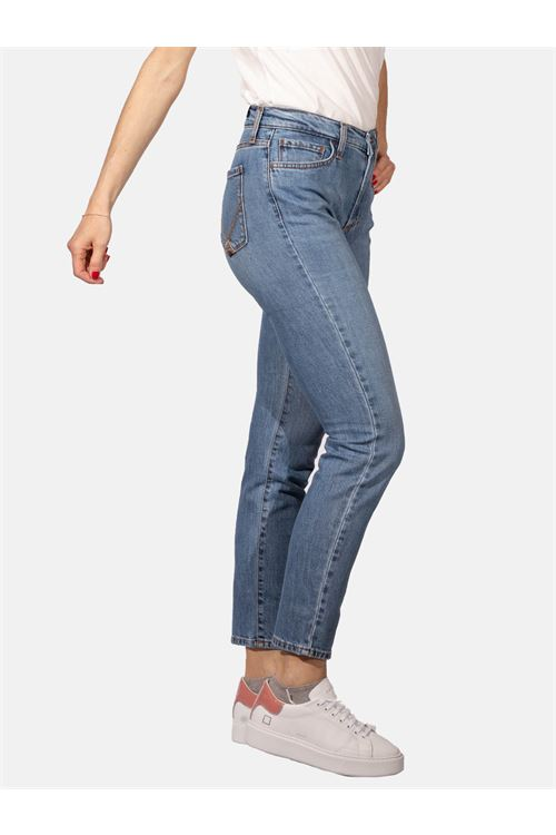 Jeans Amarilla Flo Roy Roger's ROY ROGER'S | Jeans | P21RND207D4291734DENIM